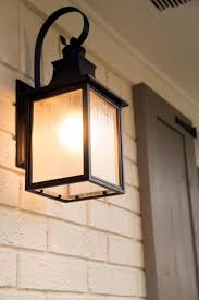Arts And Crafts Style Outdoor Lighting by Best Exterior Lightes Ideas On Pinterest Backyard Craftsman Style