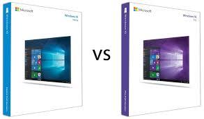 windows 10 home vs pro youtube