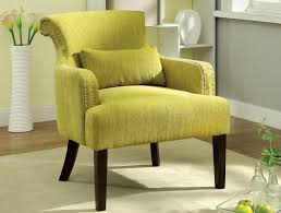 Yellow Accent Chair Red U0026 Orange Woven Fabric Accent Chair Caravana Furniture