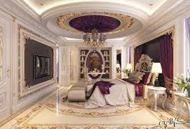 Purple Bedroom Ideas by 8 Luxury Bedrooms In Detail