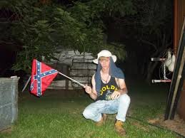 Black Guy With Confederate Flag White Woman Snubbed Charleston Shooter For A Black Man Frost
