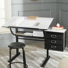Alvin Onyx Drafting Table Standing Drafting Table Wayfair