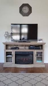 home depot electric fireplace black friday hawkings point 59 5 in rustic media console electric fireplace in