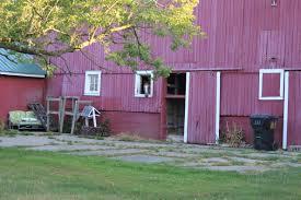 file horse in a barn window northfield township michigan jpg