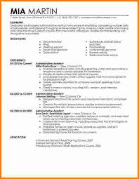 6 administrative assistant resume examples cashier resume