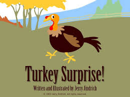 turkey is a sweet interactive thanksgiving story for