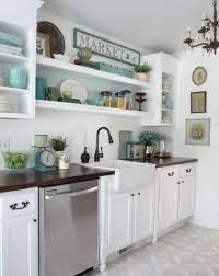Small Kitchen Design Ideas Housetohome Open Shelving Country Kitchen Ideas Housetohome 7 Kitchens With