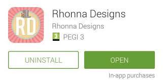 rhonna design apk free rhonna designs app analysis pokémon amino