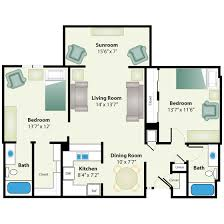 sunroom floor plans clairmont place floor plans clairmont place senior condominium