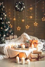 Wohnzimmer Winterlich Dekorieren 107 Besten Weihnachtliche Wohnideen Bilder Auf Pinterest