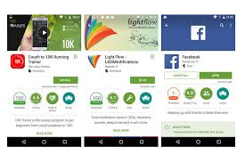 app store for android which android apps ads play store now tells you wsj