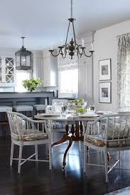 design on a dime u2013 kitchen table set room ideas wallpaper and gray