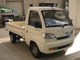 electric mini truck hafei ruiyi wikipedia