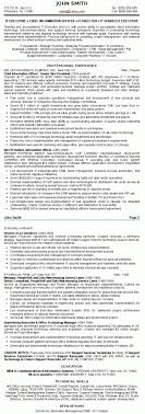 resume template for managers executives den it director resume sles managerles technical project