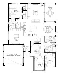 house plans australia 3 bedrooms homeca