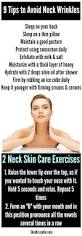 how to get rid of neck wrinkles and lines naturally without surgery