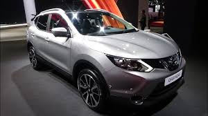 nissan 2017 2017 nissan qashqai exterior and interior paris auto show 2016