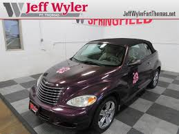 used 2005 chrysler pt cruiser for sale ft thomas ky near