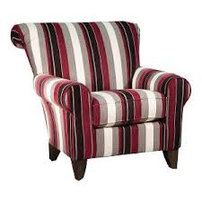 Upholstered Accent Chair Fabric Chairs Stationary Furniture Rc Willey