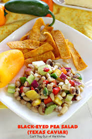 black eyed pea salad caviar can u0027t stay out of the kitchen