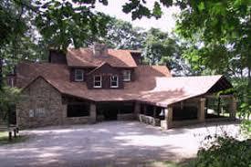 chestnut ridge park lodging modern cabins