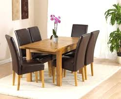 Glass Top Dining Room Sets by Dining Table Dream Furniture Teak Wood 6 Seater Luxury Rectangle