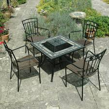 Propane Fire Pit Sets With Chairs Fire Pit Table Set With Chairs Design And Ideas