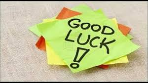 luck wishes sms whatsapp all the best message for