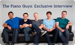 just asking with sensation the piano guys