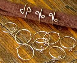 simple wire rings images Wire wrap rings tutorial jewelry making journal jpg