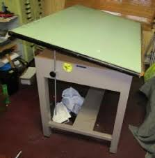 Steel Drafting Table Absolute Auctions Realty