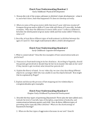 Fast Mapping Check Your Understanding Handout 1