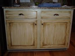 Kitchen Glazed Cabinets How To Glaze Kitchen Cabinets Design Idea And Decors