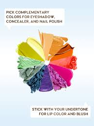 color wheel for makeup artists color theory using the color wheel to master your makeup