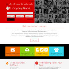 template 1 recruitment website design uk job boards career