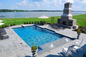 custom pool from aqua pools u0026 spas in easton maryland www aqua74