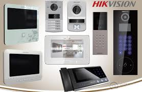hikvision ip video door phone system solution product news