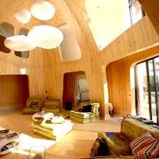 Maison En Bois Interieur Maison Amalur Intérieur En Bois Massif Par Inaki Noblia