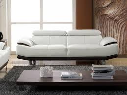 canape blanc noir beau canap cuir blanc design osmoz 3pl noir beraue canape agmc dz