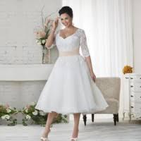 vintage tea length wedding dress wholesale gorgeous vintage tea