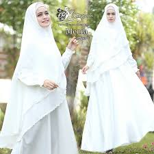 wedding dress syari mecca syari by lilgorgeous supplier gamis syari branded pusat