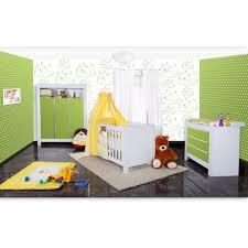 babyzimmer grün babyzimmer felix in weiss grün mit 3 türigem kl 19 tlg sleeping