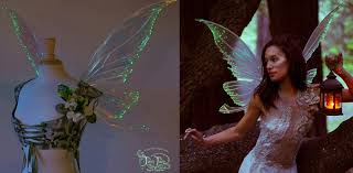 light up fairy wings light up titania wings by fancy fairy wings things rainbow hair