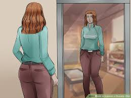 how to make a double chin look less noticable eith hair how to lessen a double chin 15 steps with pictures wikihow