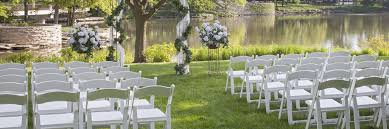 outdoor wedding venues illinois oak brook wedding venues hyatt lodge at mcdonald s cus