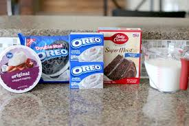 oreo pudding poke cake the country cook