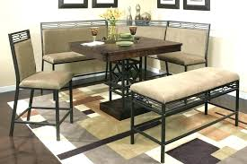 kmart dining table with bench kmart kitchen tables set breakfast kitchen table with storage bench