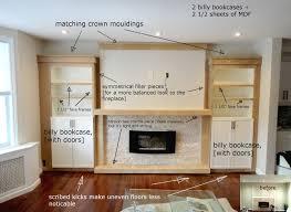 ikea billy bookcase hack studio kosnik