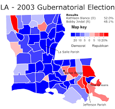 Louisiana Map Of Parishes by Bobby Jindal U0027s Strange 2003 Coalition Part 2 The Politikal Blog