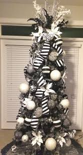 loving for this year black tree white silver pink